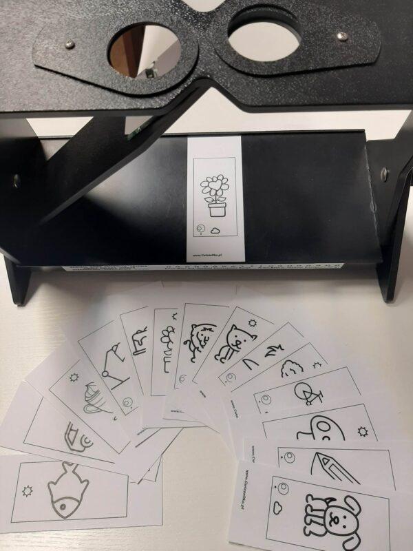 Cheiroskop - karty do ćwiczeń